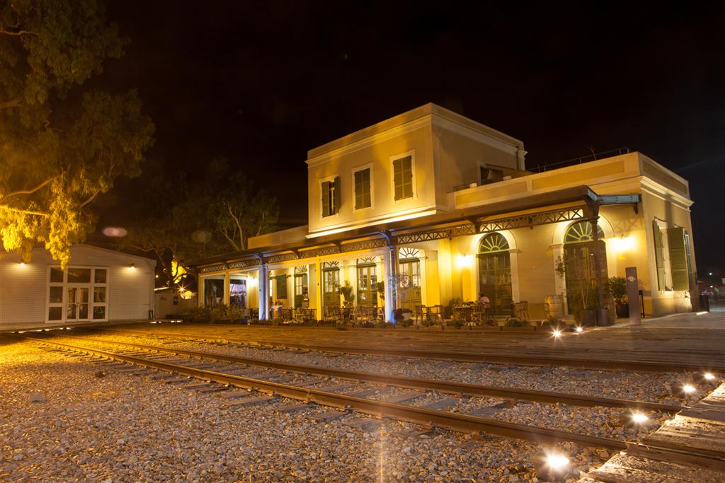 התחנה תל אביב באדיבות Dana Friedlander http://www.tourism.gov.il/