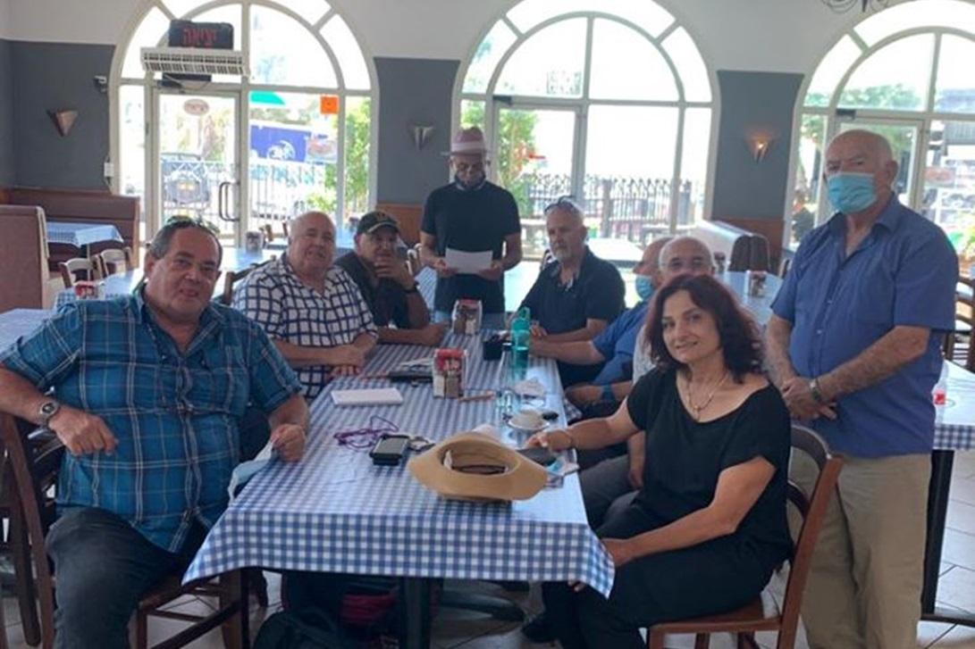 הקמת מסגרת משותפת שתייצג את כלל מורי ומורות הדרך בישראל