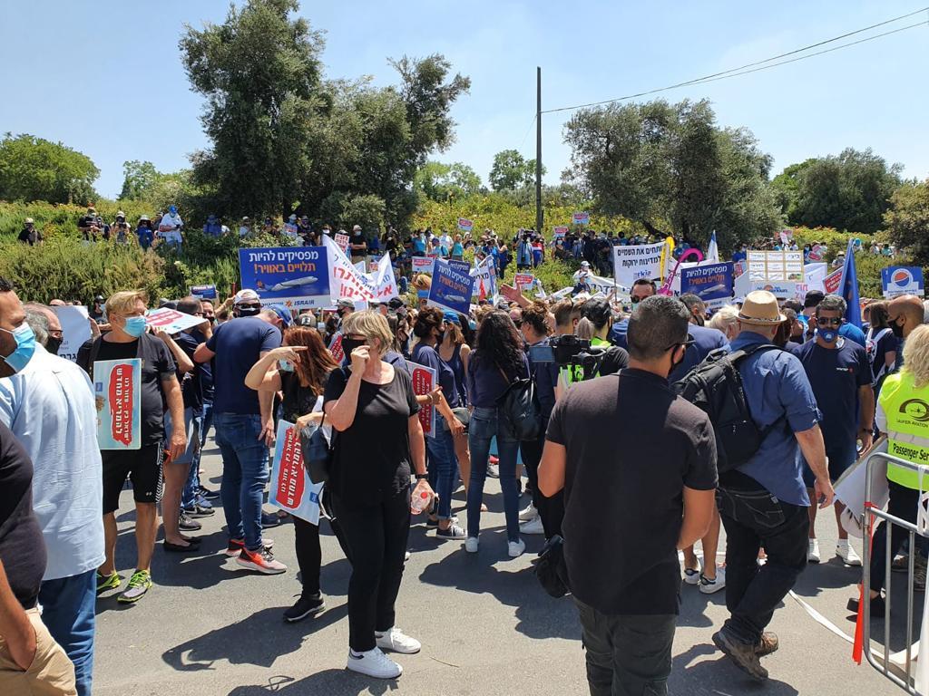 """המאבק לשיוויון זכויות שמובילה אגודת מורי הדרך עולה מדרגה ומגיע לבג""""ץ"""